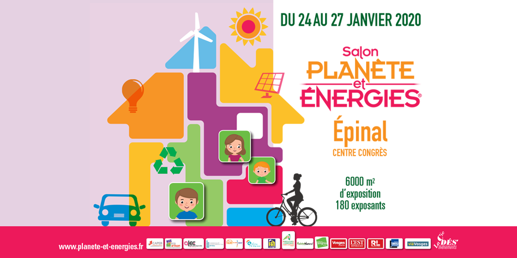 salon planete et energies 2020
